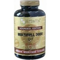 Artelle Multifull 3000 250 tabletten