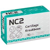 NC2 Native Collagen II Kraakbeen 90 capsules